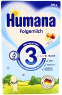 Суха молочна суміш Humana З яблуком 3 600 гр 4031244782137