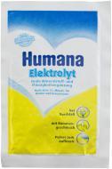 Суха лікувальна суміш Humana Elektrolyt із бананом 6,25 г 4820086820028