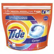 Капсули для машинного прання Tide Все-В-1 Color 35 шт.
