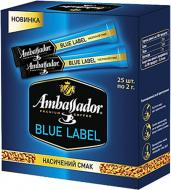 Кава розчинна Ambassador Blue Label 25 x 2 г (8718868866585)