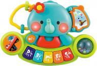 Іграшка розвивальна Hola Піаніно Слоник 3135