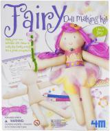 Набір для шиття 4M Одягни ляльку Фея 00-02732
