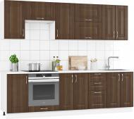 Кухня модульна Коріандр МДФ 2,6 м