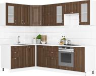 Кухня модульна Коріандр МДФ 2,6 мx1,6 м