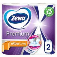 Паперові рушники Zewa Premium по 240 відривів двошаровий 2 шт.