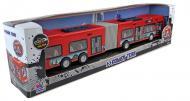 Автобус Happy People Міський інерційний червоний H30009