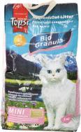 Наповнювач для котячого туалету Topsi Біогранула mini 5 кг