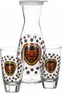 Набір для напоїв Лев 2 3 предмети Borgonovo