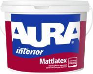 Краска Aura Mattlatex белый 5л 7,4кг