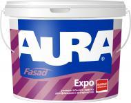 Краска Aura Fasad Expo белый 2,5л 3,7кг