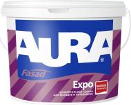 Фарба Aura Fasad Expo білий 5л 7,4кг