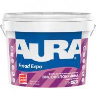Фарба Aura Fasad Expo білий 10л 14,8кг
