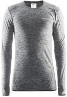 Термофутболка Craft Active Comfort RN LS 1903716-B999 р. XL темно-серый