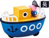 Игровой набор Peppa Pig Корабль дедушки Пеппы
