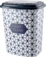 Корзина для белья Elif Plastik Keep Clean (OZ-PO-339-19hj)
