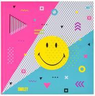 Блокнот для записей Smiley 7БЦ 20x20 см 96 лист. YES