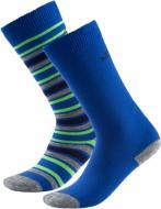 Шкарпетки McKinley Rigo jrs 2-pack McK р. 35-38 синій