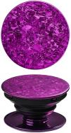 Тримач для телефона Pop 019 Luxe Cube фіолетовий