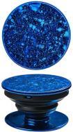 Тримач для телефона Pop 019 Luxe Cube синій