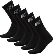 Шкарпетки Energetics Emil 264305-57 р. 42-44 чорний