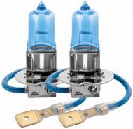 Лампа галогенна BREVIA Max Power+100% H3 PK22s 12 В 55 Вт 2 шт