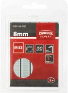 Скоби для ручного степлера MODECO 8 мм тип 53 (А) 1000 шт. MN-46-108