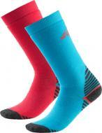 Шкарпетки McKinley Rob jrs 2-pack McK р. 27-30 блакитно-рожевий