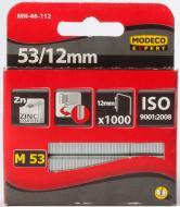 Скоби для ручного степлера 12 мм тип 53 (А) 1000 шт. MN-46-112