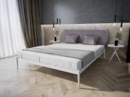 Кровать MELBI Бьянка 02 Двуспальная 140*190 см Белый (КМ-010-02-3бел)