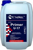 Грунтовка глубокопроникающая UniSil acrylic primer U-17 10 л