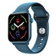 Умные часы King Wear KW37 с пульсометром Синий (swkingwkw37blue)