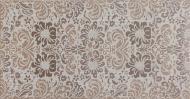 Плитка EcoCeramic Сильвер декор дамаско крема 31,6x60