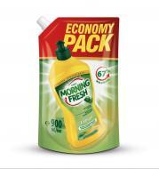 Засіб для ручного миття посуду Morning Fresh Lemon (запаска) 0,9л