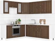 Кухня модульна Коріандр МДФ 2,3 мx2 м