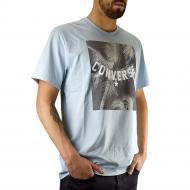 Футболка Converse 10005906-456 XL голубой