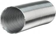 Повітропровід алюмінієвий гнучкий Алювент С ф130/1 м