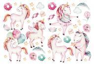 Декоративна наліпка Design stickers Рожеві мрії 29,7x42 см