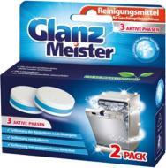Таблетки для ПММ GLANZ MEISTER 2 шт.