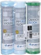 Набор картриджей Atlas Filtri 30 Oasis Dp Sanic SE6075200