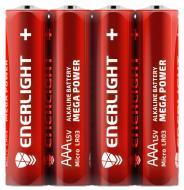Батарейки Enerlight MEGA POWER FOL AAA (R03, 286) 4 шт. (90030204)