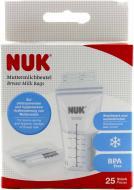Пакети Nuk для зберігання молока 180х25 шт 10252088