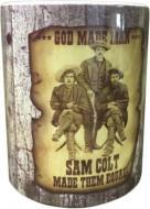 Кухоль P1G 0,35 л керамічна Sam Colt [1314] Snow White, 0,35