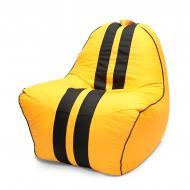 Кресло-мешок SanchoBag Sport car желтый (38FROK1JELTUI)