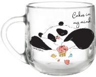 Чашка Грамине Панда 300 мл Galleryglass