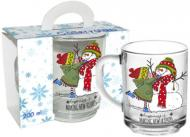 Чашка Green Tea Зимняя 200 мл Galleryglass