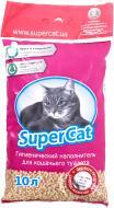 Наповнювач для котячого туалету Super Cat  3 кг 3547