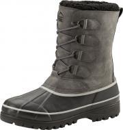 Ботинки McKinley Mika M р. 44 серый с черным 269950-900050