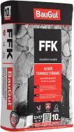 Смесь огнеупорная BauGut FFK облицовочная 10 кг
