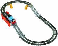 Залізниця Fisher Price Побудуй свою залізну дорогу CDB57
