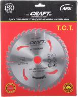 Пиляльний диск Craft 200x32 Z36 104-201